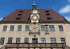 Heilbronn, Duitsland royalty-vrije stock afbeeldingen