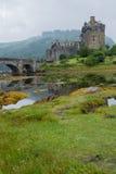 Heilean Donan Castle Στοκ Εικόνα