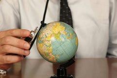 Heilen der Erde Lizenzfreies Stockfoto