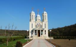 Heilig-Andrew-Kloster Lizenzfreie Stockfotos