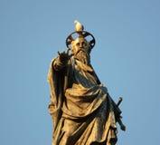 Heilig beeldhouwwerk royalty-vrije stock foto's