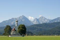 Heilig-Colomankirche Stockfoto