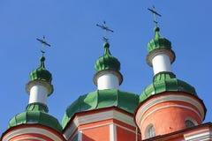 Heilig Drievuldigheidsklooster Royalty-vrije Stock Afbeeldingen