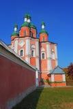 Heilig Drievuldigheidsklooster Royalty-vrije Stock Afbeelding