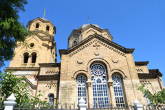 Heilig Elias Church Stock Afbeelding