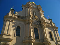Heilig-Geist-Kirche Stock Photo