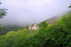 Heilig Haghartsin-Klooster in Armenië Royalty-vrije Stock Foto's