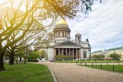 Heilig-Isaac `s Kathedrale stockfoto