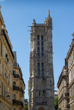 Heilig-Jacques-Turm, Paris Stockfoto