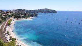 Heilig-Jean Cap Ferrat, französisches Riviera stock video