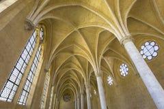 Heilig-Jean-DES-vignes Abtei, Soissons, Frankreich Lizenzfreie Stockbilder