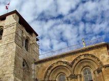 Heilig Jeruzalem begraaft deel 2012 Royalty-vrije Stock Afbeelding