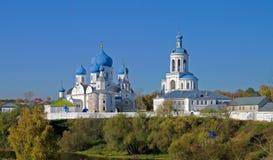 Heilig klooster Bogolyubov. Royalty-vrije Stock Foto's