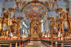 Heilig Kreuz Imagem de Stock