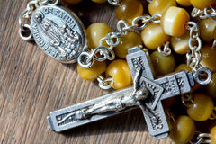Heilig kruis Stock Foto