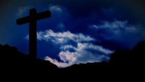 Heilig Kruis 6 stock videobeelden