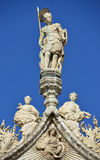 Heilig-Mark Basilica-Helme Lizenzfreies Stockfoto