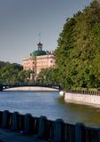 Heilig-Michaels Schloss Stockfotografie