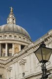 Heilig-Pauls Kathedrale London stockbild