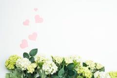 Heilig-Valentinsgrußhintergrund Stockbild
