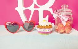 Heilig-Valentinstag - 14 von Februar Stockfotografie