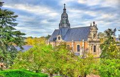 Heilig-Vincent de Paul-Kirche in Blois - Frankreich Lizenzfreies Stockfoto