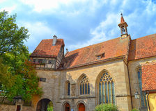 Heilig-Wolfgang Kirche Stockfoto