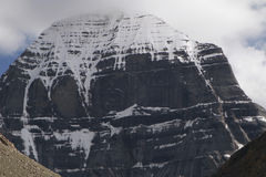 Heilig zet Kailash op Royalty-vrije Stock Afbeelding