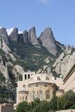 Heiligdom in Montserrat royalty-vrije stock foto