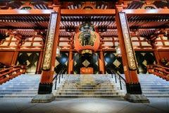 Heiligdom Senso -senso-ji Royalty-vrije Stock Foto's