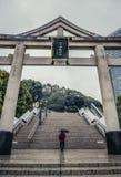 Heiligdom in Tokyo royalty-vrije stock foto's