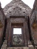 Heiligdom van de tempel van Vatphou Royalty-vrije Stock Foto