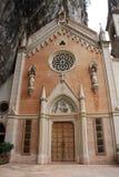 Heiligdom van dellaCorona van de Madonna stock fotografie