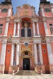 Heiligdom van Heilige Lipka (Polen, Masuria) Royalty-vrije Stock Foto