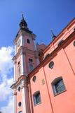 Heiligdom van Heilige Lipka (Polen, Masuria) Stock Foto's