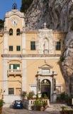 Heiligdom van Heilige Rosalia Stock Foto's
