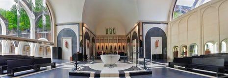Heiligdom van Meritxell, Andorra Royalty-vrije Stock Foto