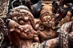 Heiligdom van Waarheid, Pattaya Royalty-vrije Stock Afbeeldingen