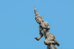 Heiligdom van Waarheid in Pattaya Royalty-vrije Stock Foto