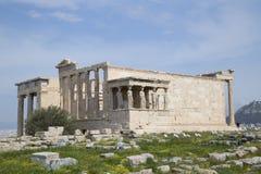 Heiligdom van Zeus Polieus Royalty-vrije Stock Foto's