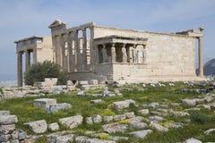 Heiligdom van Zeus Polieus Stock Fotografie