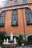 Heiligdomkerk van St Anthony van Padua Stock Foto