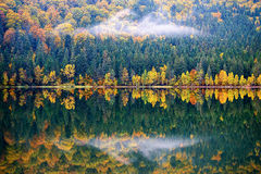 Heilige Ana Lake Royalty-vrije Stock Fotografie