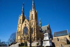 Heilige Andrew Catholic Church stock afbeeldingen