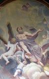 Heilige Andrew de apostel royalty-vrije stock foto