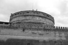 Heilige Angel Castle Stock Afbeeldingen