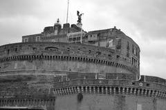 Heilige Angel Castle Stock Fotografie