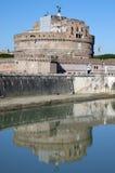 Heilige Angelo Castle royalty-vrije stock foto