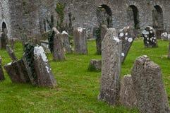 Heilige Anne Graveyard royalty-vrije stock foto