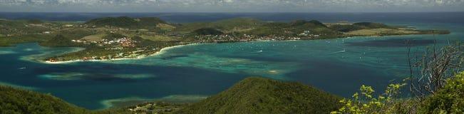 Heilige Anne in Martinique Royalty-vrije Stock Foto's